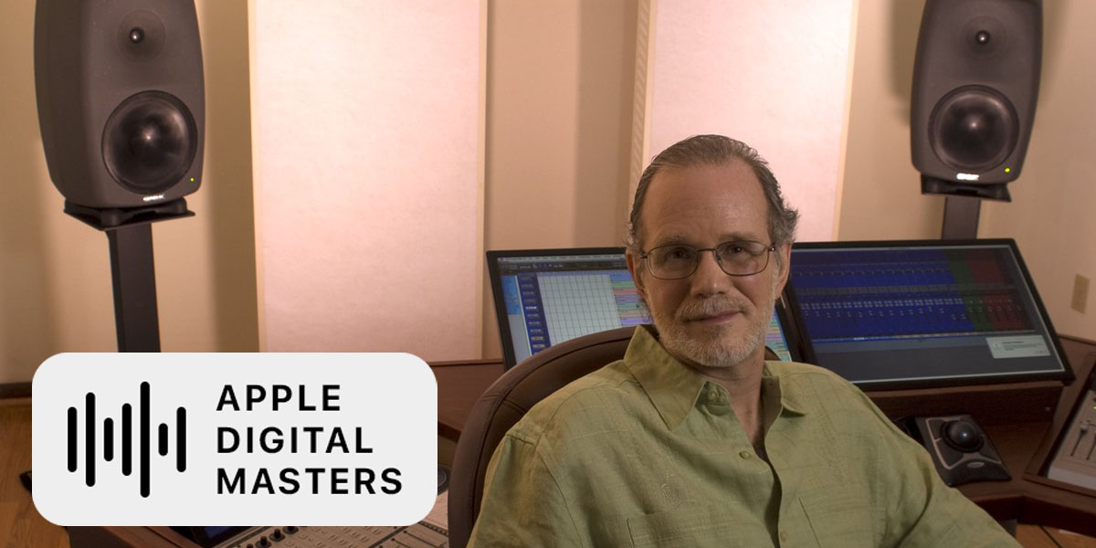 Apple Digital Master