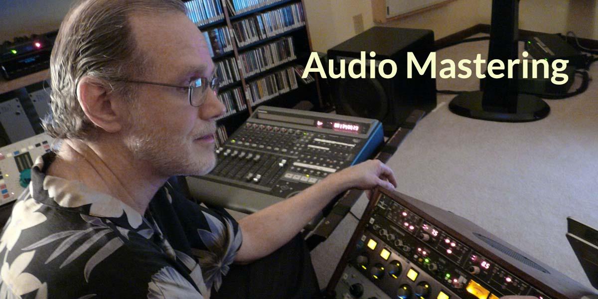 Digital Domain - CD Mastering, Audio Mastering, Blu-Ray, Mixing