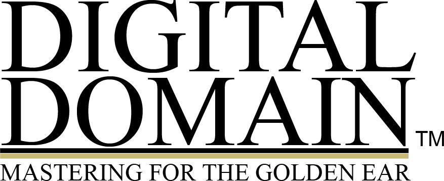 Digital Domain: Mastering | Mastered for iTunes | Audio Mastering | Blu-Ray Mastering
